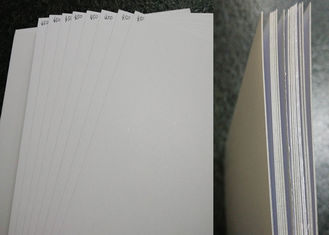 Two Side Coated 450gsm White Back Duplex Board Paper for package box